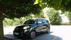 7 kişilik Fiat 500 keyfi