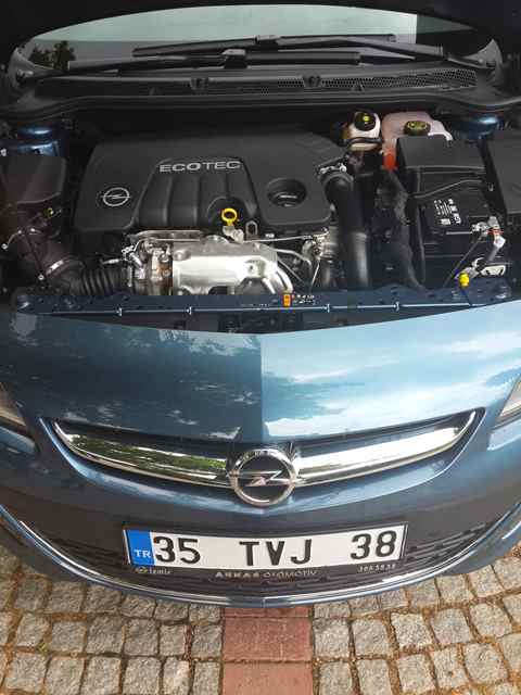 Opel Astra Test7