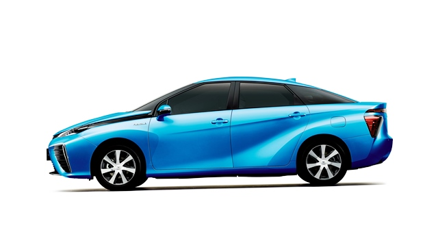 Toyota Fuel Cell 1