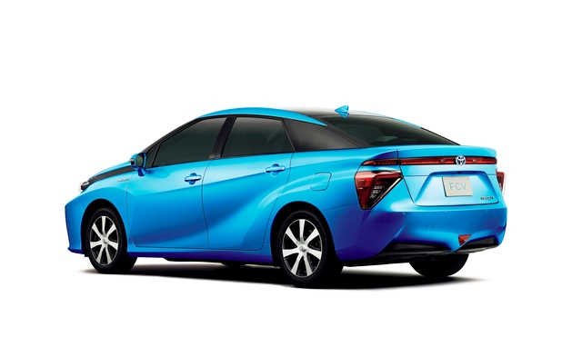 Toyota Fuel Cell 2