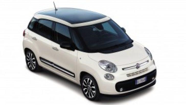 Fiat 500L yılın ilk yarısında da segmentinin lideri oldu!