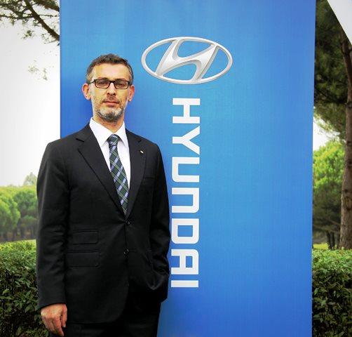 Mehmet Akin - Hyundai Assan Pazarlama Genel Mudur Yardimcisi