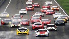 Efsane Ferrari'ler Intercity İstanbul Park'ta yarışıyor!