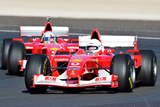 FERRARI RACING DAYS F1-CLIENTI
