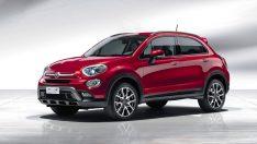 Fiat'ın yeni modeli 500X Paris Otomobil Fuarı'nda kendini gösterdi!