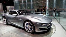Maserati, Ghibli Ermenegildo Zegna Edition ile Paris'te göz kamaştırdı!