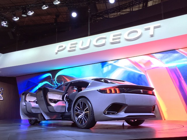 Peugeot Paris 4