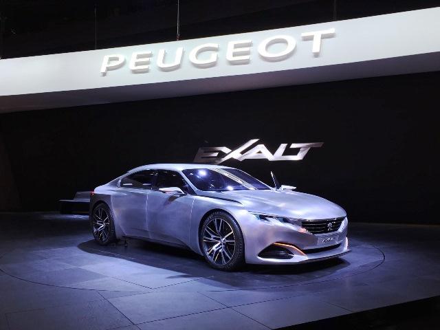 Peugeot Paris 5