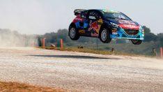 11-12 Ekim tarihlerinde İstanbul Park'ta yarışacak olan Peugeot-Hansen Team World RX'te ilk zaferini İtalya'da kazandı