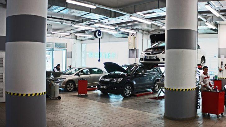 Honda servislerinde sıcak kış fırsatları