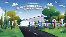 MOGAZ OTOGAZ'LA 'GİT GİT BİTMEZ' PROJESİ İSTANBUL'DA