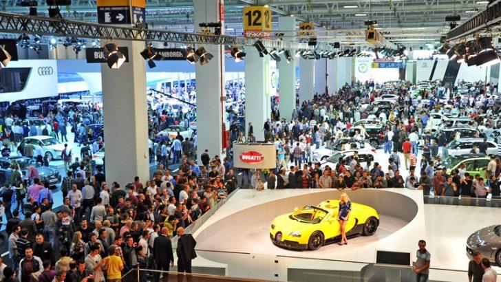 """""""Dünyanın Harikaları""""  İstanbul Autoshow 2015'te"""