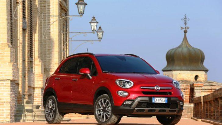Fiat 500X İçin Geri Sayım Başladı