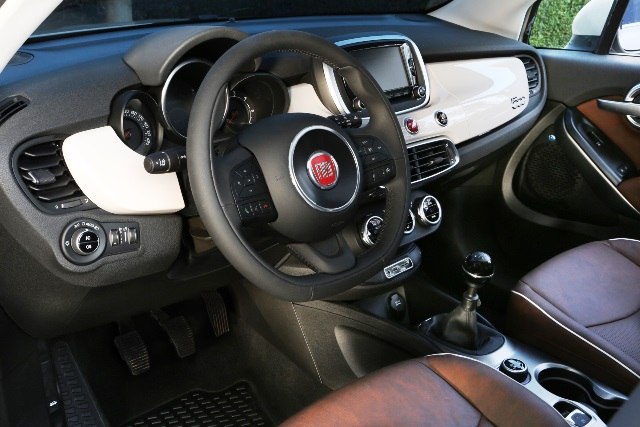 FIAT 500X8