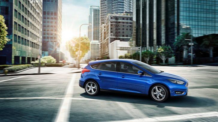 Yeni Ford Focus Türkiye'de