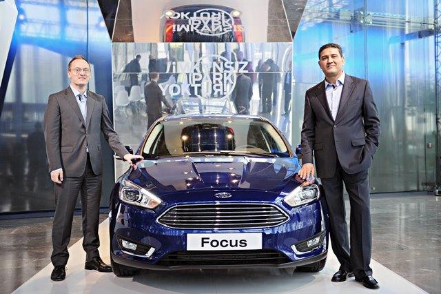 Ford Focusg.m