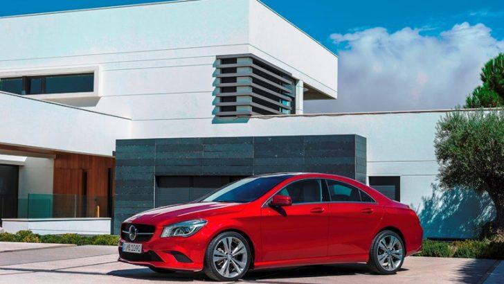 Mercedes-Benz otomobiller yeni yılda, yeni isimleri ile yola çıkıyor