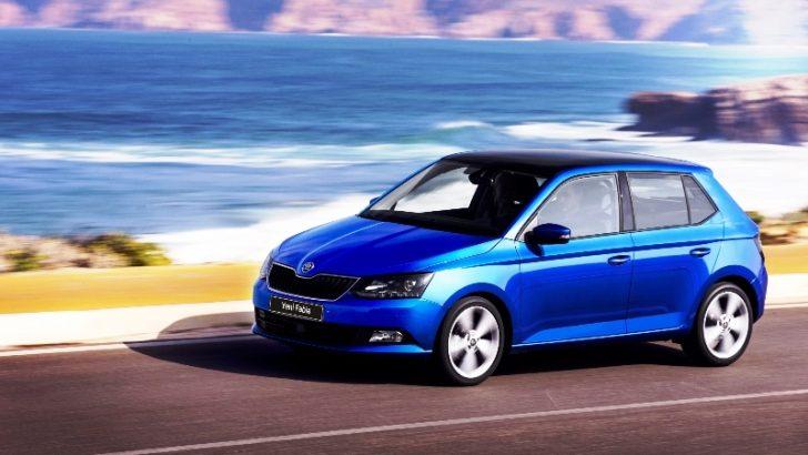 Yeni Skoda Fabia Euro NCAP çarpışma testinden 5 yıldız aldı