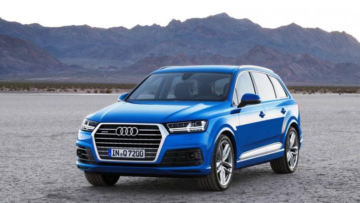 Sportif, verimli ve premium konfor: Yeni Audi Q7