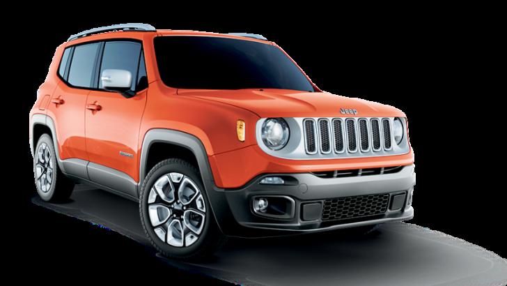 Jeep Renegade'e Euro NCAP'ten 5 Yıldız aldı