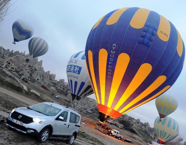 Aralik kampanya Dacia 20144