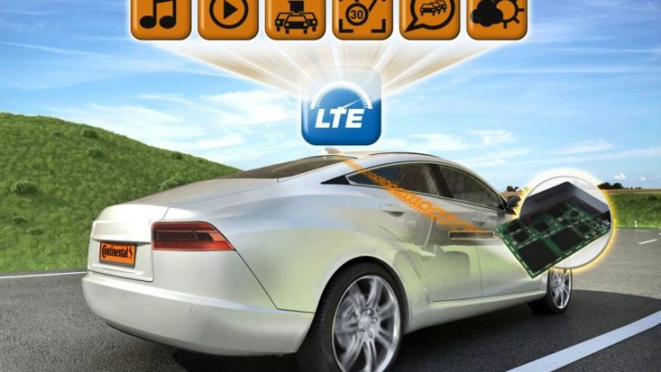 Yeni Nesil Araç Teknolojisi Continental'le Şekilleniyor