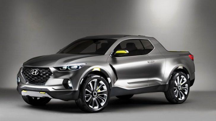 Hyundai'den Değişimin Simgesi Santa  Cruz Concept