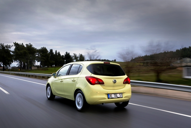 Opel Corsa10