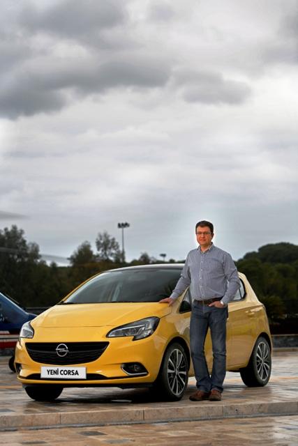 Opel Corsa5