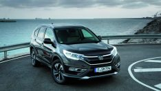 Honda'dan Yeni CR-V  1.6 i-DTEC Dizel Motoru 160 HP