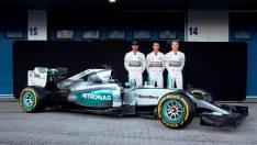 EPSON VE MERCEDES AMG PETRONAS Formula 1 TAKIMI'NDAN GLOBAL ORTAKLIK