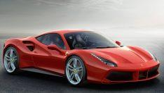 Ferrari 488 GTB ilk kez 85 Cenevre Otomobil Fuarı'nda