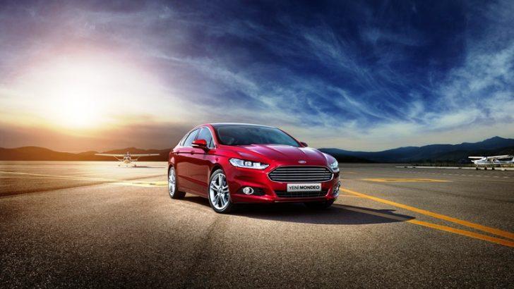 Yeni Ford Mondeo Türkiye'de