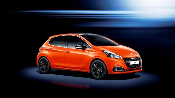 Yeni Peugeot 208 Enerji patlaması