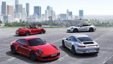 Yeni Porsche 911 Carrera GTS modelleri