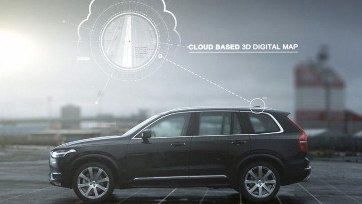 Volvo Cars, kendi kendine giden otomobiller için atakta