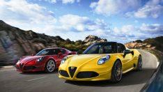 Alfa Romeo'nun Cenevre'deki yıldızı 4C Spider!..