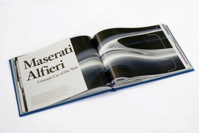 CAR DESIGN REVIEW BOOK