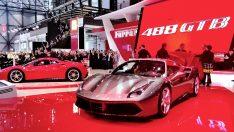 Ferrari 488 GTB Cenevre Sahnesi'nde!