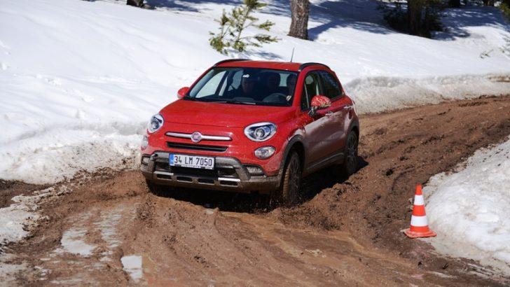 Fiat 500X Türkiye'de Satışta