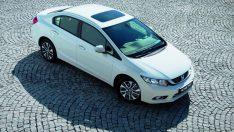 Honda Civic Sedan'da 54 bin 750 TL'den başlayan cazip fiyatlar