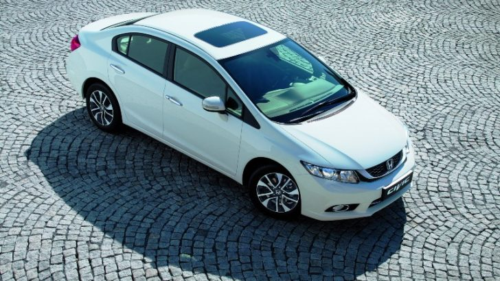 Honda Civic Sedanda 54 Bin 750 Tlden Başlayan Cazip Fiyatlar