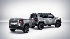 Jeep'in Renegade Hard Steel konsept modeli Cenevre'de macera tutkunlarıyla buluşuyor!
