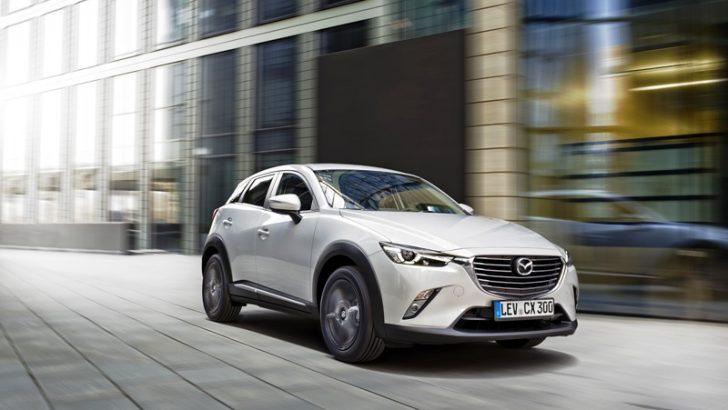Mazda tüm yeni nesil modelleriyle Cenevre'de