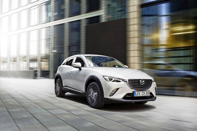 Mazda Cenevre