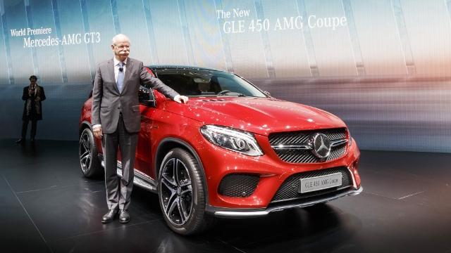 Mercedes-Benz  Cenevre Otomobil3