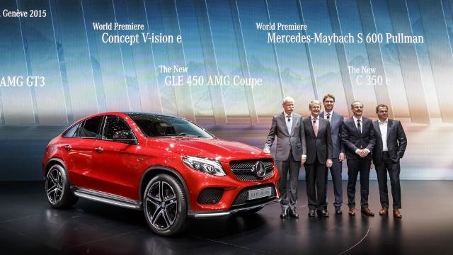 Mercedes-Benz  Cenevre Otomobil4