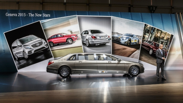 Mercedes-Benz  Cenevre Otomobil6