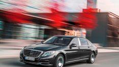 Mercedes-Maybach S-Serisi Türkiye'de