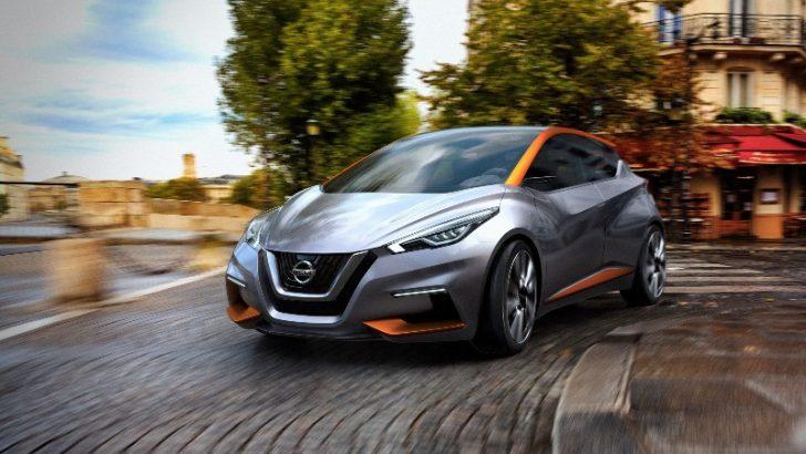 Nissan Kompakt Hatchback'i Yeniden Yorumluyor: Karşınızda SWAY!